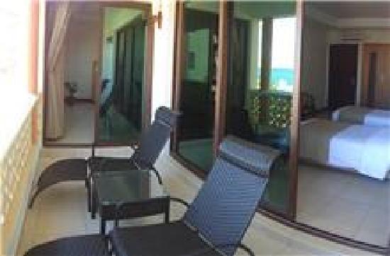 Shanzu, เคนยา: Balcony