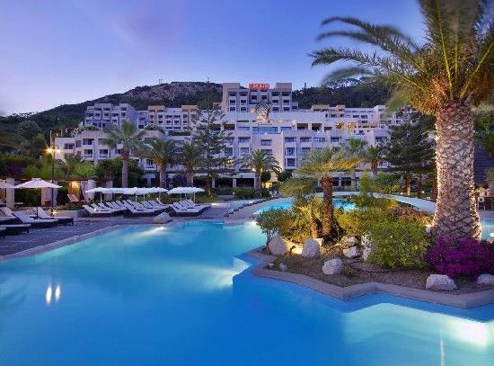 Sheraton Rhodes Resort : Nice view