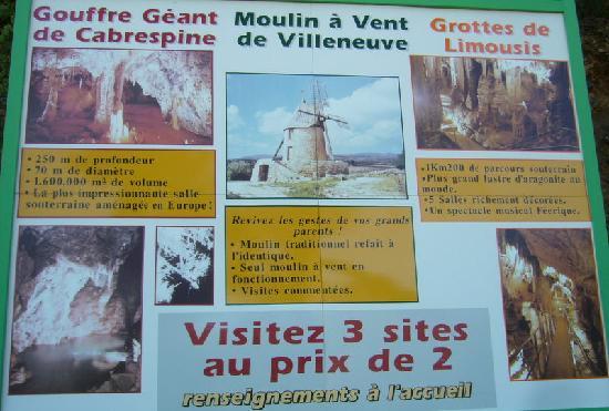 Auberge du Balestie: 3 sites à découvrir