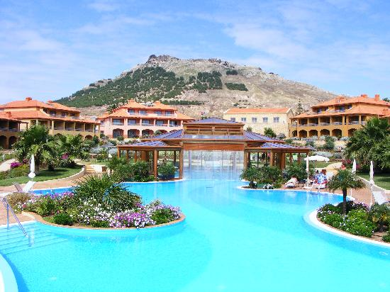 Pestana Porto Santo All Inclusive: The freshwater pool