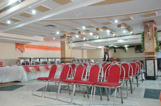 Hotel Anu Da Rendezvous: Banquet View