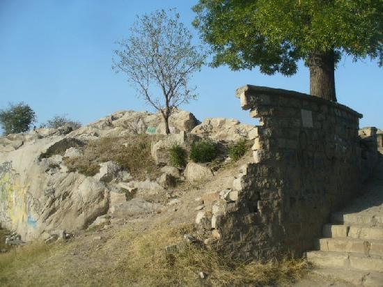 Plovdiv, Bulgaria: Plovidiv - Thracian ruins