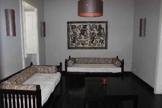 Casa Colonial - Living Room