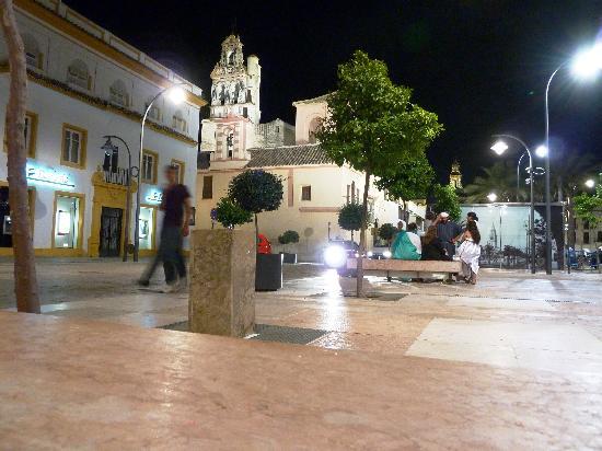 Plaza de España, Ecija