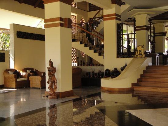 Sunny Paradise Resort: Lobby sunny paradise