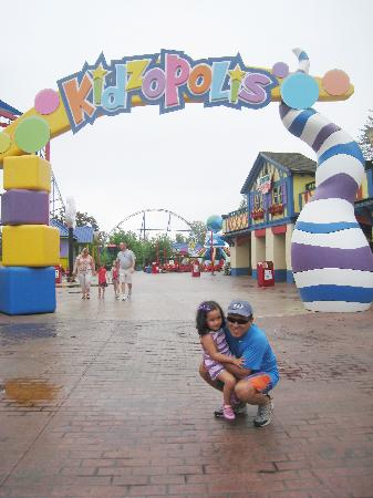 ‪‪Six Flags New England‬: KIDZOPOLIS‬