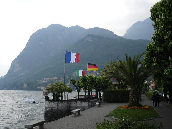 Uferpromenade in Menaggio