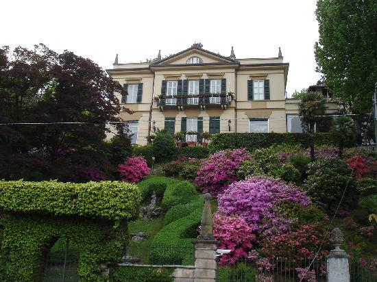 Menaggio, Itália: Villa am Comer See in Cadenabbia