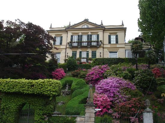 Menaggio, Italy: Villa am Comer See in Cadenabbia