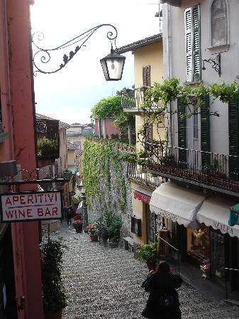 Bellagio, Italy: In der Oberstadt