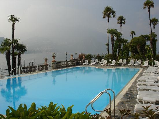 Bellagio, Italia: Hotel mit Schwimmbad
