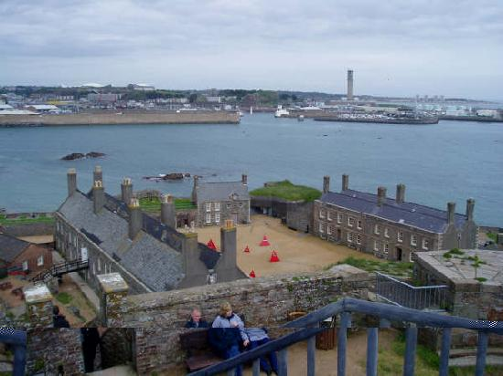 Jersey - View from Elizabeth Castle