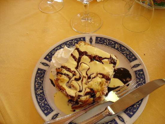 Europa Hotel Porlezza: Man isst gut im Europa