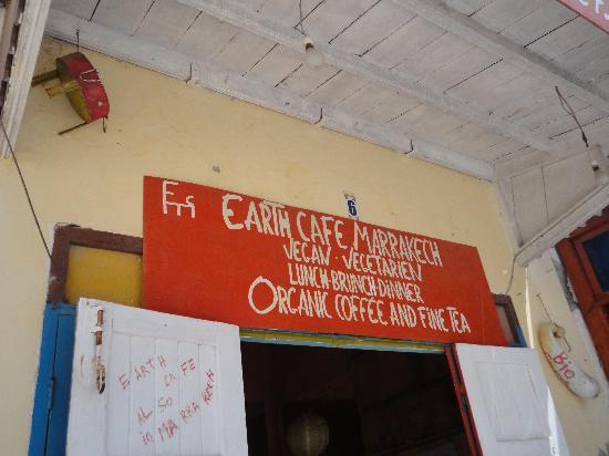 Earth Cafe: Earth Café Essaouira