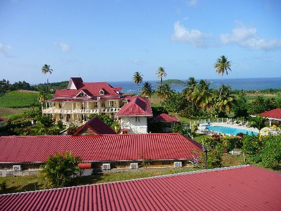 La Trinite, Martinique : Une vraie carte postale!