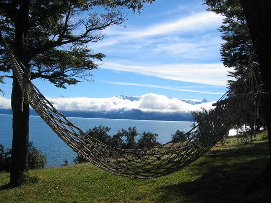 Puerto Guadal, Chile: Terra LUna un havre de paix et de détente