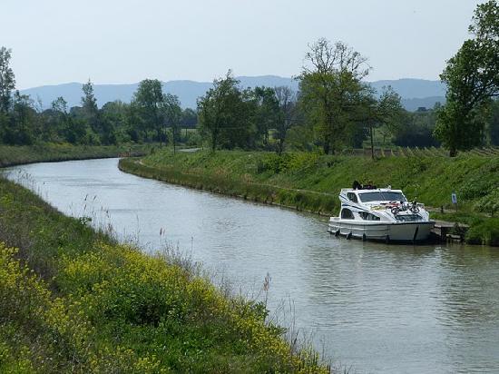 写真Canal du Midi枚
