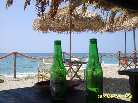 Tropea, Italy: birre