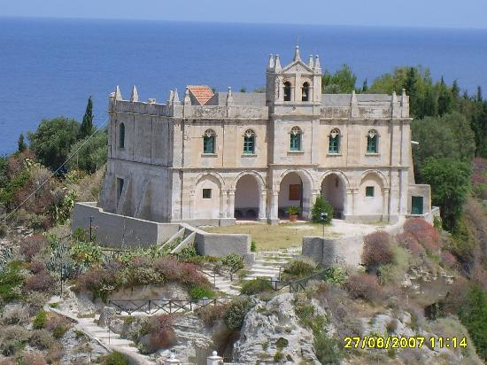 Tropea, Italien: panoramica
