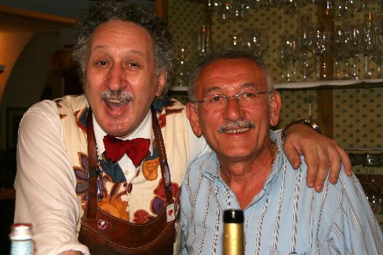 Enoiteca Mascareta: Ecco il grande Mauro Lorenzon che al  gà el vin bòn