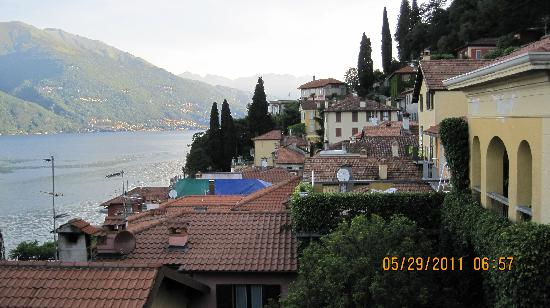 Albergo del Sole: Another view from our room