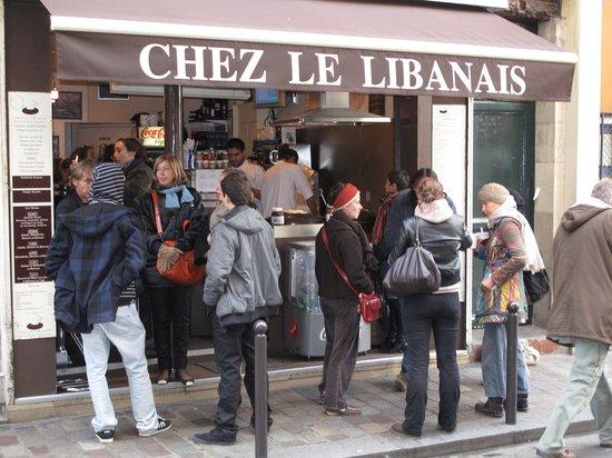 Restaurant Libanais Luxembourg Paris