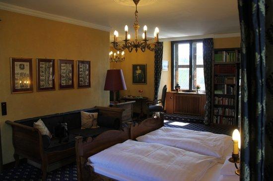Burghotel Auf Schönburg: Room 34