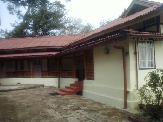 Royal Heritage-Tripura Castle: Inside Tripura Castle Hotel