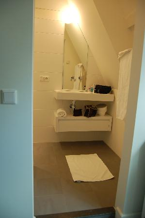 B&B Het Pakhuys: Badkamer