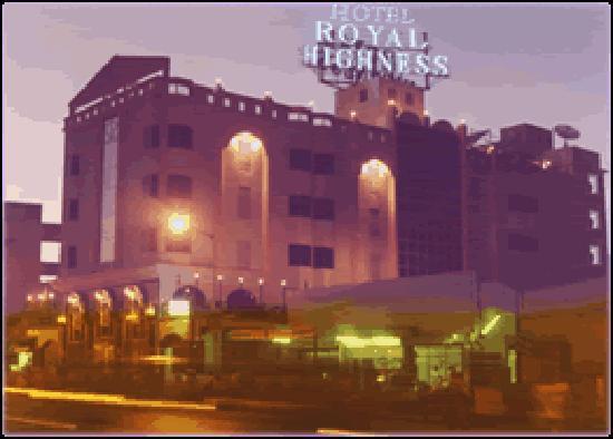 Hotel Royal Highness : Royal Highness Hotel