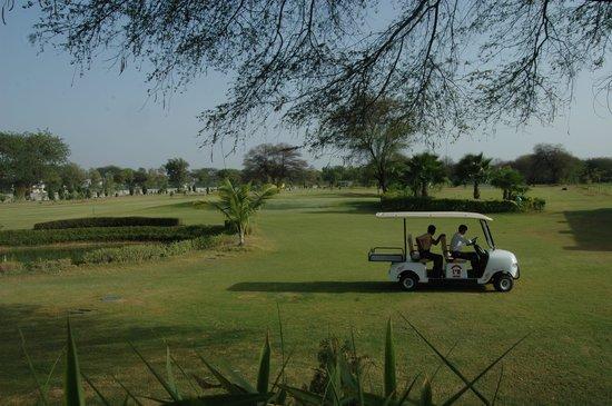 Cambay Resort Jamdoli : Cambay Golf Resort