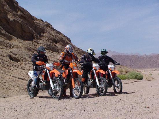Ktm Egypt Calling Dakar Adventure Tours: Special Offers for Summer 2011