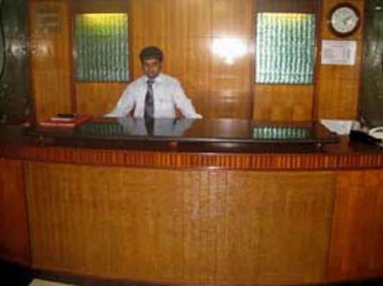 Hotel Manas Residency
