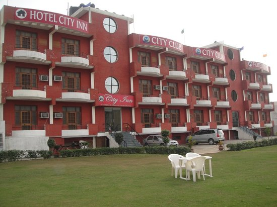 Banga, India: Hotel City Inn