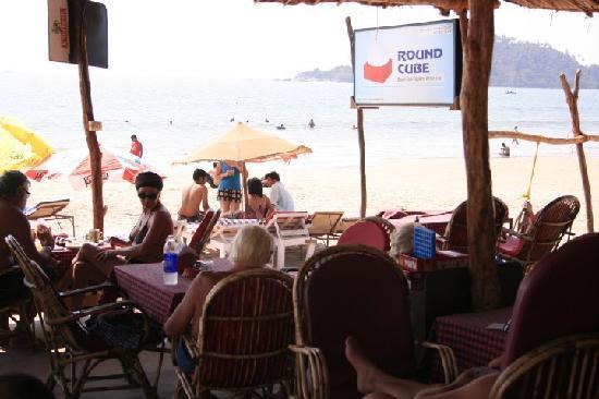 Roundcube Palolem: Roundcube Beach huts