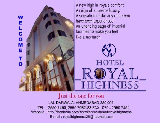 hotel royal highness : Royal Highness Hotel