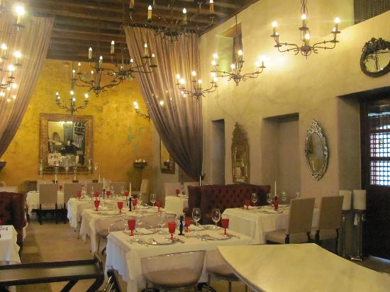 "Sofitel Legend Santa Clara: Restaurante ""1620"""