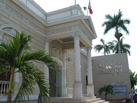 Mision Merida Panamericana: Hotel