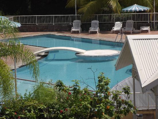 Karibéa Résidence La Goélette  : la piscine