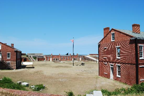 Riverdale Inn : Fort Clinch, a short drive away