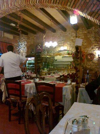 Ristorante Pizzeria Kambusa : interno ristorante