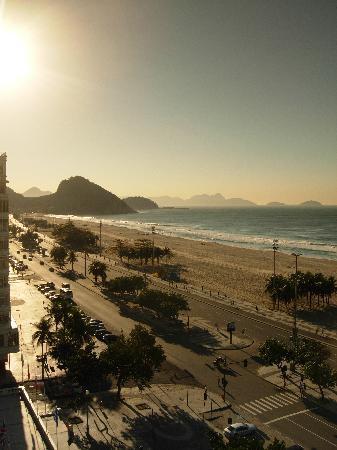 Belmond Copacabana Palace: vista dalla suite