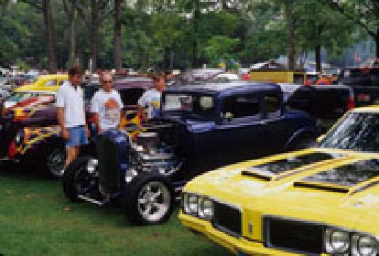 Iola Old Car Show Picture Of Waupaca Wisconsin TripAdvisor - Iola car show