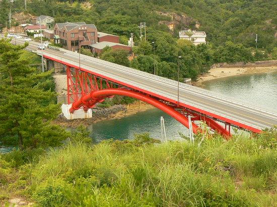 上天草市, 熊本県, 五号橋