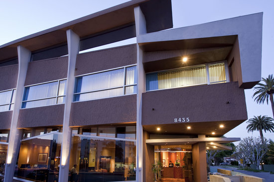 Elan Hotel Los Angeles: Exterior