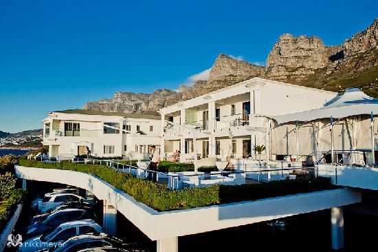 The Twelve Apostles Hotel and Spa: The venue