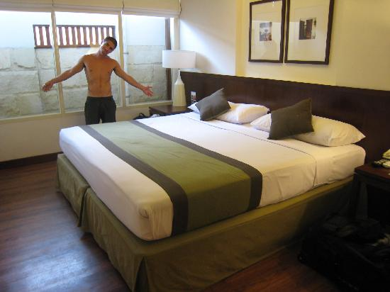 Tanaya Bed & Breakfast: Deluxe Double room