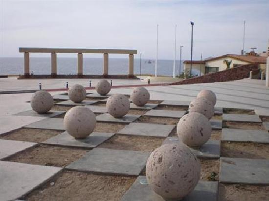 Puerto Penasco, Meksiko: The Malecon in the Old Port
