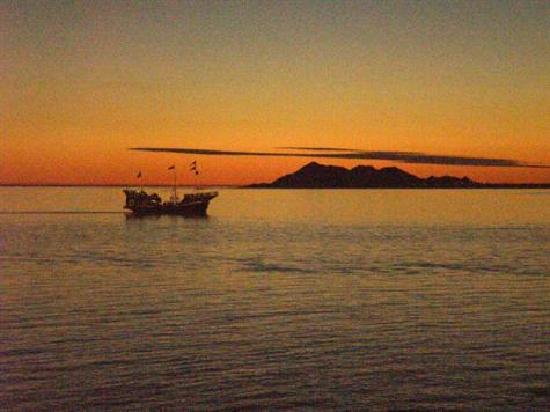 Puerto Penasco, Meksiko: Sunset Harbor Cruise.