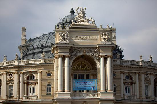 Odessa National Academic Opera and Ballet Theater: Odessa Opera House